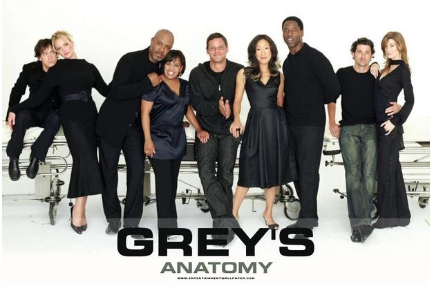 Grey 39 s anatomy f te ses 10 ans so what - Acteur de grey s anatomy ...