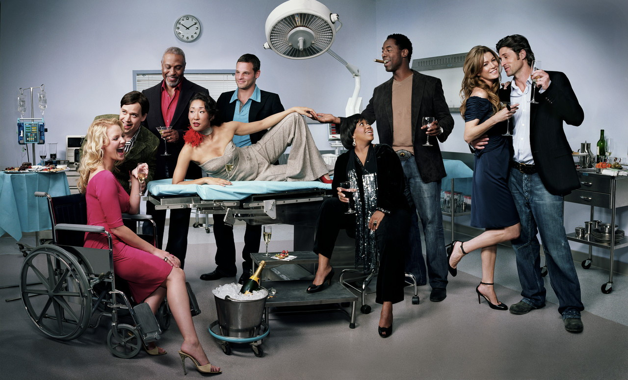 Grey's Anatomy 8