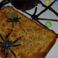 Menu Totally Courge - Dessert : carrot & courge cake