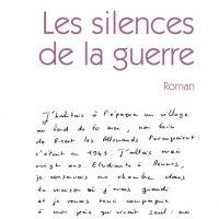 Les silences de la guerre - Claire Fourier