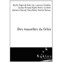 Des nouvelles du CELSA - ouvrage collectif