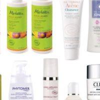 Les bons produits pour soigner ma peau