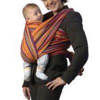 Porter bébé autrement : l'écharpe de portage