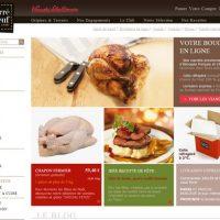 Se faire livrer de la viande de qualité pour les fêtes : Carré de boeuf
