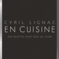 """Cyril Lignac : """"En Cuisine, 200 recettes pour tous les jours"""""""