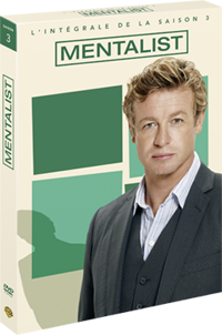 DVD Mentalist Saison 3