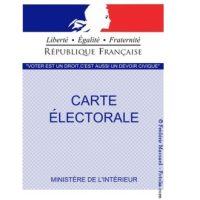 1er tour des élections présidentielles