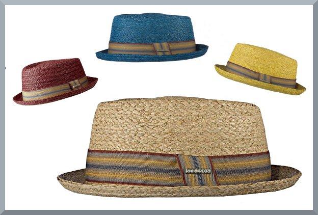 chapeaux masculins cet t sus au pork pie so what. Black Bedroom Furniture Sets. Home Design Ideas