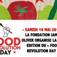 Food Revolution Day, Jamie Oliver : La révolution culinaire est en marche !