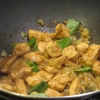 Recette exotique : Wok de poulet au basilic