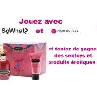 Jeu-concours So What? et Marc Dorcel