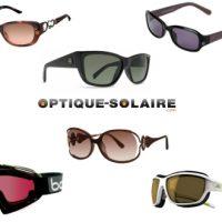 Mes lunettes de soleil en ligne!