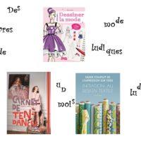Des livres de mode ludiques pour un mois ludique !