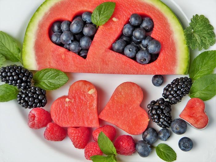 Fruits du mois de juillet