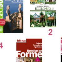 Guides touristiques pour voyageuses (un peu) organisées