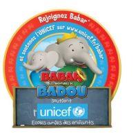 BABAR, messager des droits de l'enfant