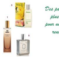 Des parfums plus naturels pour un plaisir renouvelé