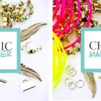 Chic Maker : tous les mois un kit bijou à réaliser !