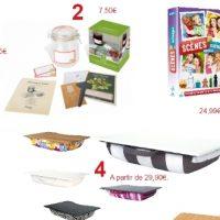 Sélection de cadeaux de Noël 2012 à – de 50 €