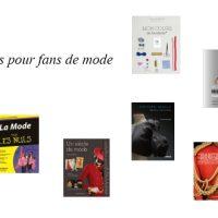 À Noël 2012, des livres pour fans de mode