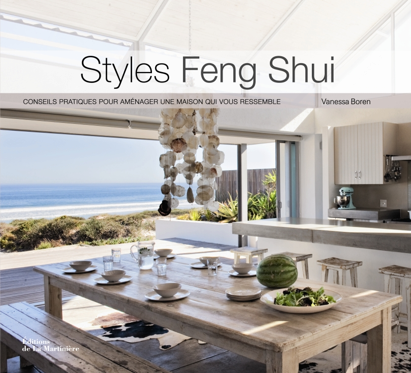 Styles feng shui vanessa boren so what for Couleur cuisine feng shui
