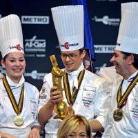 Le gagnant du Bocuse D'or 2013 est Français !
