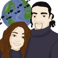 Le Tour du Monde, avec Sonia et Jocelyn