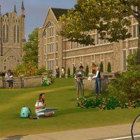EA Games annonce Les Sims 3 University