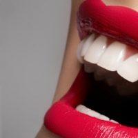 Je veux une jolie bouche