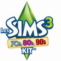 [Test] Kit Les Sims 3, 70's, 80's, 90's