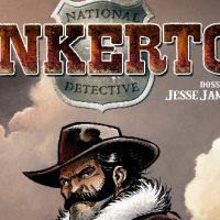 Pinkerton, Dossier Jesse James 1875 - Damour, Guerin