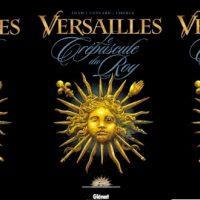 Versailles, Le Crépuscule du Roy – Adam, Convard, Liberge
