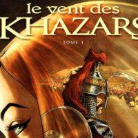 Le vent des Khazars, T. 1 – Pierre Makyo, Marek Halter, Federico Nardo