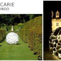 La porcelaine revisitée - INDO, artiste plasticien.