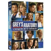 [Test] Coffret DVD Grey's Anatomy saison 8