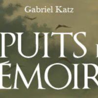 Trilogie Le Puits des mémoires – Gabriel Katz