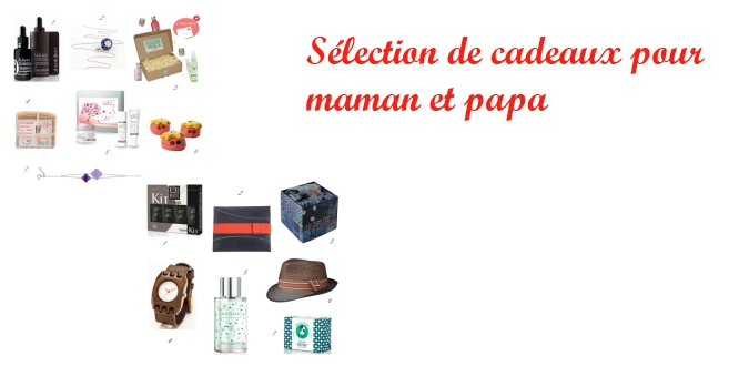 s lection de cadeaux pour maman et papa so what. Black Bedroom Furniture Sets. Home Design Ideas