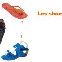 Les shoes de l'été !