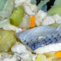 Pique-nique : salade de rollmop