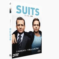 [Test] DVD Suits saison 1