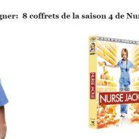 Jeu-concours séries télé: tentez de gagner des coffrets DVD de Nurse Jackie saison 4 !