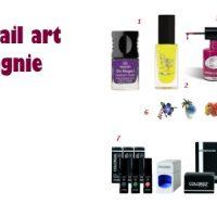 Vernis, nail art et compagnie