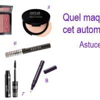 Quel maquillage pour cet automne-hiver ? Astuces et sélection