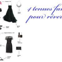 4 tenues fantastiques pour rêver un peu !