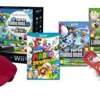 Wii U : Nintendo sort le Mario Mega Bundle au Royaume-Uni
