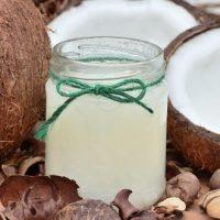 L'huile de noix de coco bio... dans vos assiettes !