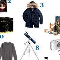 Sélection de cadeaux  de Noël 2013 pour Amour