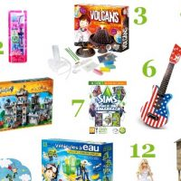 Sélection de cadeaux de Noël 2013 pour enfants