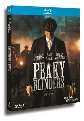 Peaky Blinders BR S1