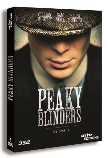 Peaky Blinders DVD S1